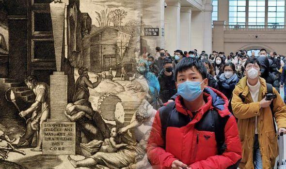 """Kovid-19, """"Kara Ölüm"""" gibi Doğu'dan Batı'ya doğru yayılıyor - ABD'li tıp uzmanı"""