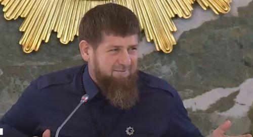 """Кадыров: """"я переболел коронавирусом"""""""