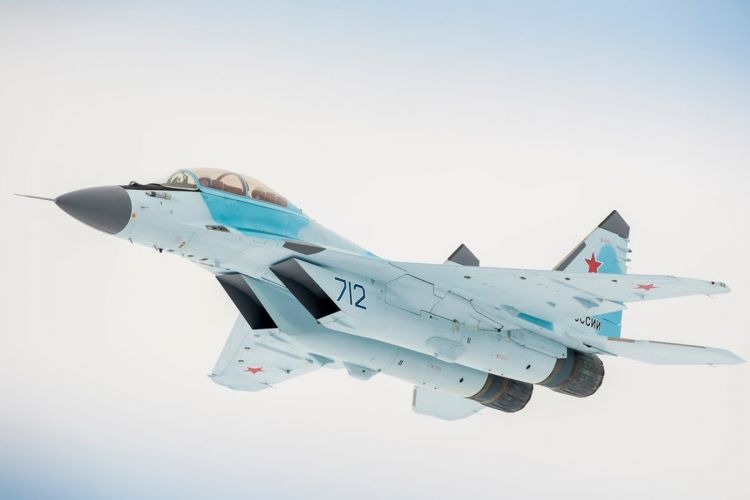 Russian MiG-35 is one of the best 4++ gen fighters in the world