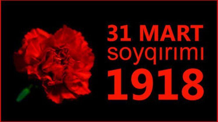 يوم الإبادة الجماعية للأذربيجانيين - 31  مارس 1918