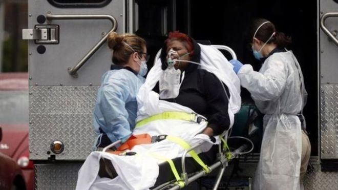 فيروس كورونا: إجمالي عدد الوفيات في الولايات المتحدة يتجاوز خمسة آلاف بينهم رضيع في أسبوعه السادس