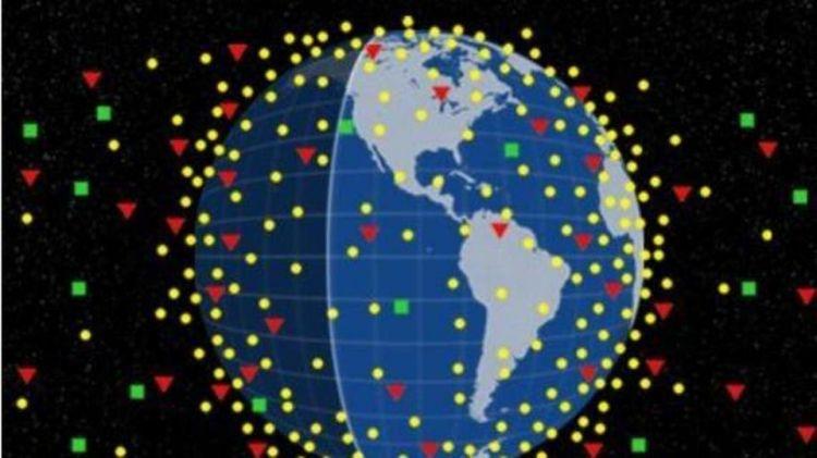 """رادار """"السياج الفضائي"""" يتعقب أجساما يصل حجمها إلى 10 سم"""