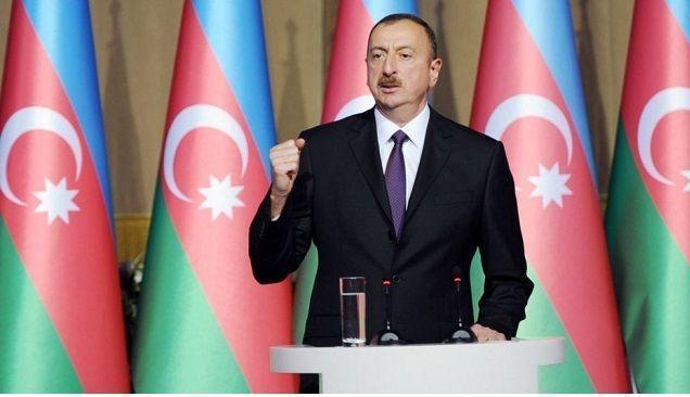 Cumhurbaşkanı Aliyev'den Nisan Zaferi paylaşımı