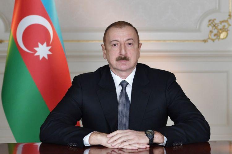 الرئيس إلهام علييف: معارك ابريل أظهرت قدرة دولتنا وجيشنا ووحدة شعبنا ومواطنته