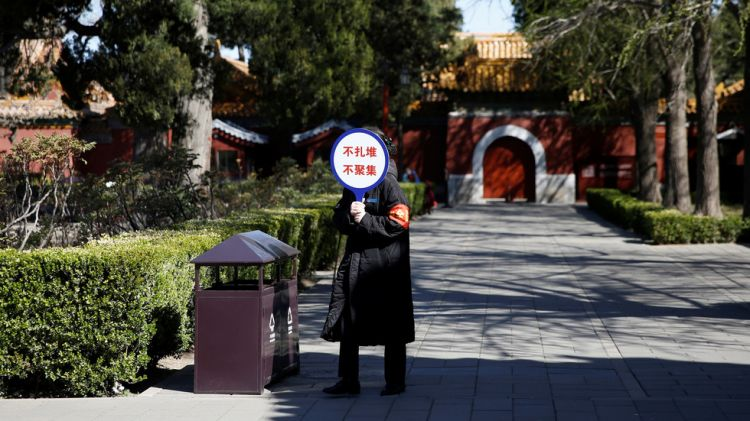China advises foreign diplomats not coming to Beijingg