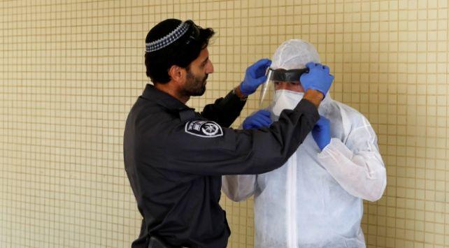 İsrail'de COVID-19 vaka sayısı 7 bini aştı