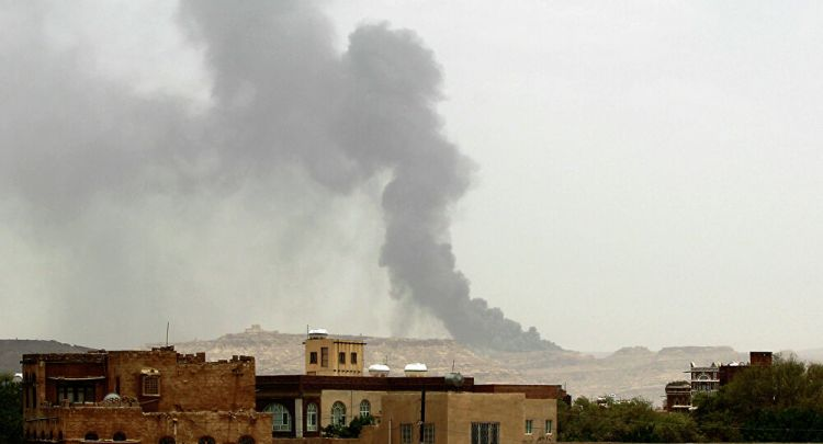 الحكومة اليمنية: قصف الحوثيين محطة ضخ النفط تصرف كاشف لجماعة دون مسؤولية