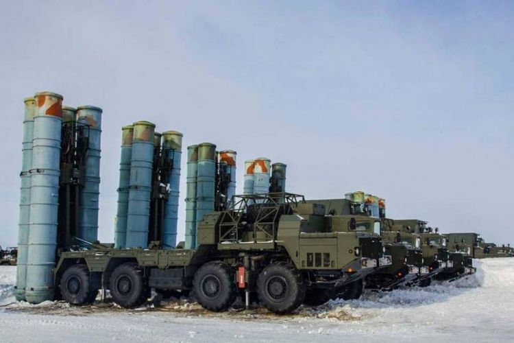 New anti-aircraft regiment covers the Northern Sea Route and the Russian Arctic