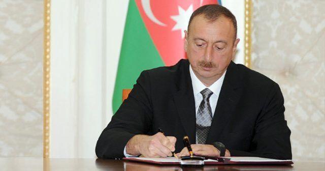 Cumhurbaşkanı Aliyev, af kararnamesi imzaladı