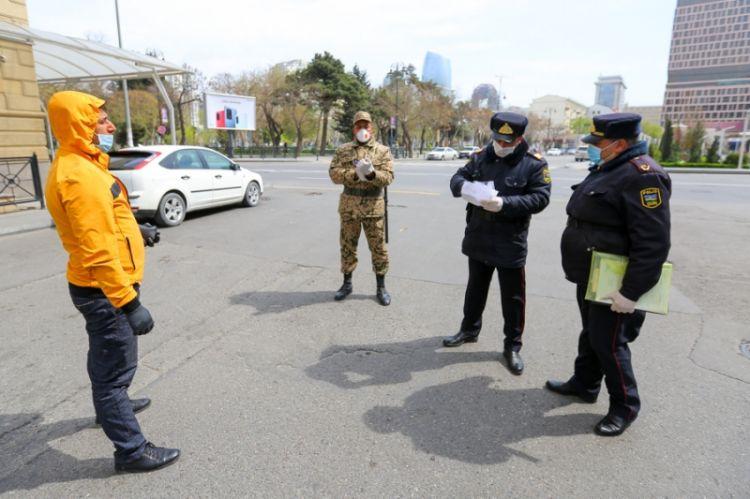 Антивирусные меры в Грузии жестче, чем в Азербайджане