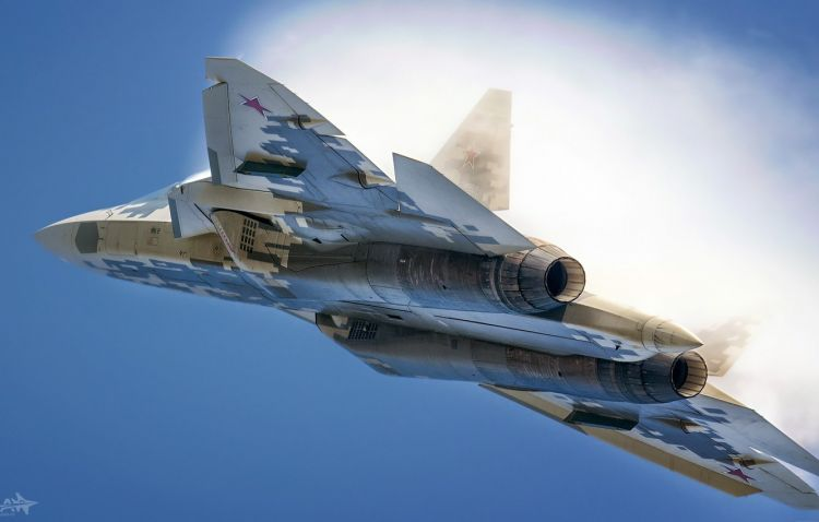 Russian Su-57 and its 'assistant' will not leave a chance to US, - China