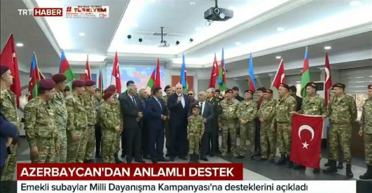 Azərbaycandan Türkiyəyə qardaş dəstəyi - Koronavirusla mübarizədə tək qoymadılar - VİDEO