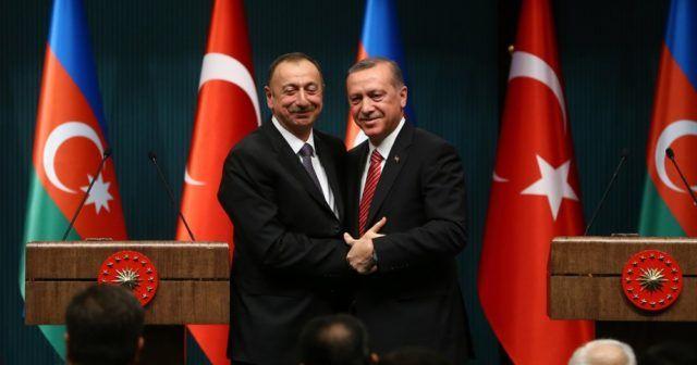 Cumhurbaşkanı Erdoğan'dan Azerbaycan Cumhurbaşkanı Aliyev'e kutlama mesajı