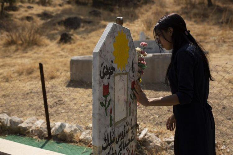 'Tecavüz kölesi' yapılan Ezidi kadın Leyla'nın hikayesi - IŞİD'in kölelik sistemi