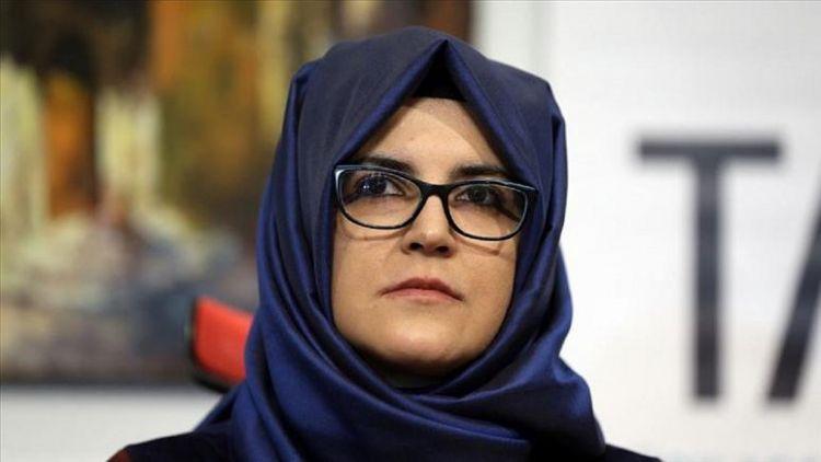 Hatice Cengiz: Kimsenin Cemal Kaşıkçı'nın katillerini affetmeye hakkı yoktur