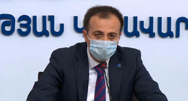 В Армении заканчиваются больничные места для больных коронавирусом - ВИДЕО