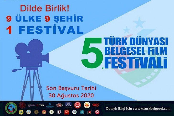 Türk Dünyası 2020 yılın belgeselini seçiyor