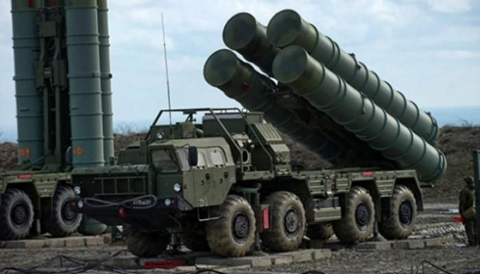 Russian S-400 missile systems protect Iranian aircraft from Israeli airstrikes