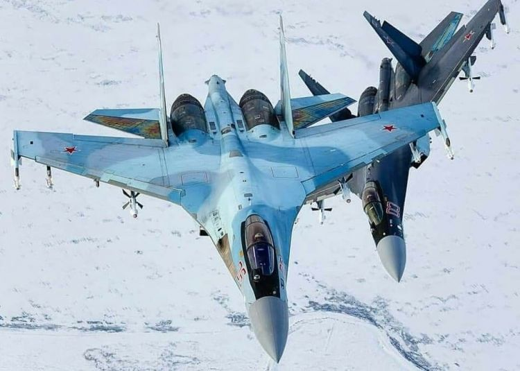 Russian planes intercepted US aircraft over Mediterranean