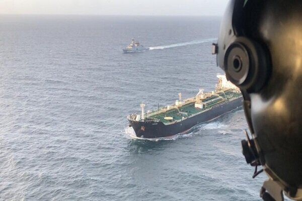 Another Iranian tanker arrives at Venezuela territorial waters