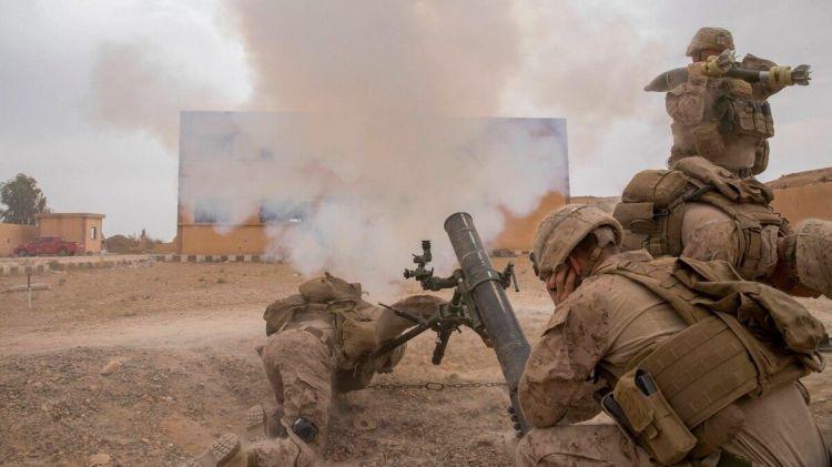 US-Kurdish patrol ambushed in Syria's Deir ez-Zor, eight injured