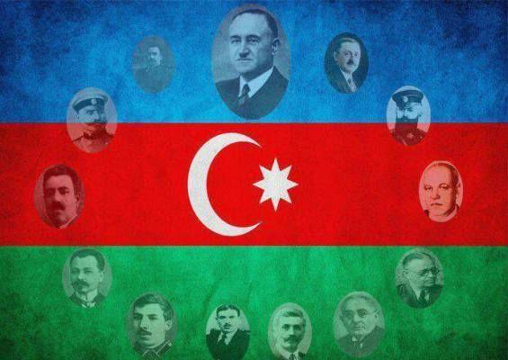 Azerbaycan Cumhuriyeti'nin kuruluşunun 102. yıl dönümü
