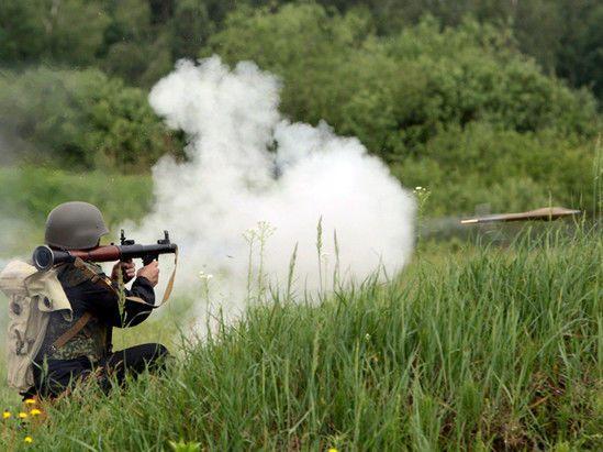 Erməni komandirin maşını belə vurulub - FOTO