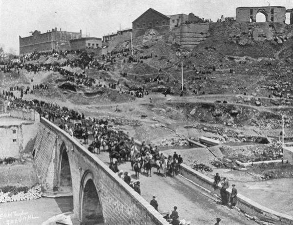 Azerbaycan toprakları olan İrevan (Erivan) - Tarihi bilgi