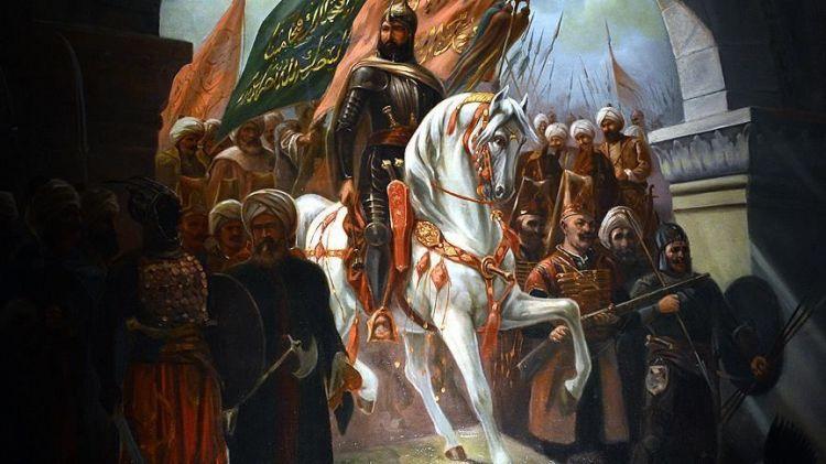 Fatih Sultan Mehmet'in İstanbul'u fethinin 567. yıl dönümü