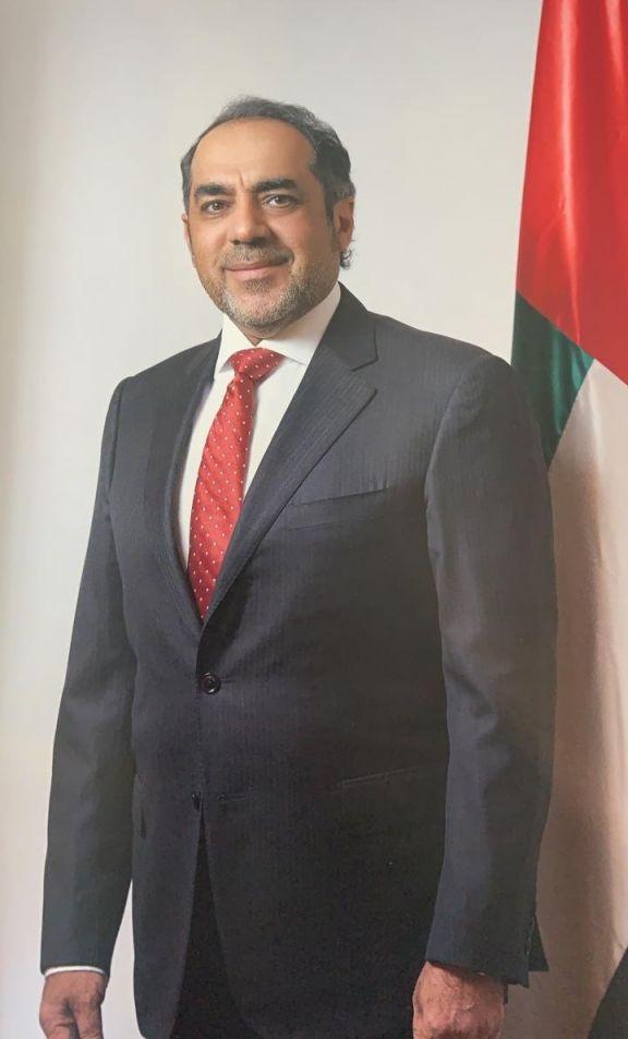 الصداقة الإماراتية الأذربيجانية مزدهرة:  مبارك عليكم عيد الجمهورية،،،أذربيجان العزيزة!