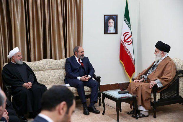 İran işğalçı Ermənistanla ticarət əlaqələrini daha da genişləndirir