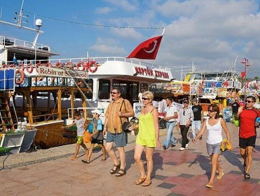 В Баку отменили  визу для граждан Турции, посещающих Азербайджан на срок до 90 дней