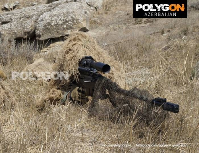 В Карабахе разгромлена и уничтожена позиция ВС Армении - ВИДЕО