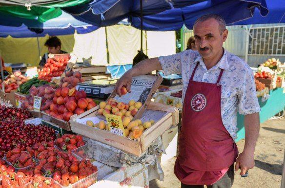 В России азербайджанцев прогонят из торговли