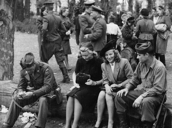 Что делали в CCCР с пленными немками