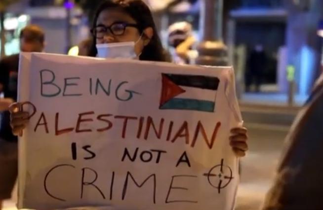 İsrail polisinin engelli Filistinli genci öldürmesi protesto edildi - VİDEO