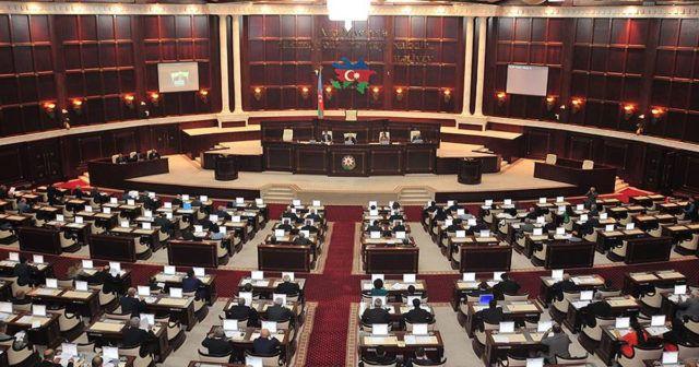 Azerbaycan Milli Meclisi, Türkiye ile imzalanan 4 anlaşmayı onayladı