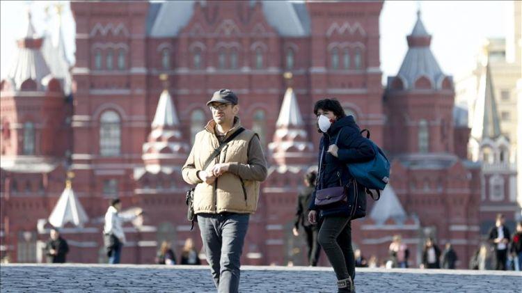 Russia's daily coronavirus cases surpass 9,000