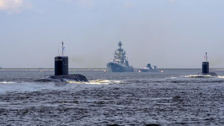Russia's Northern Fleet plans major Arctic drills for this summer