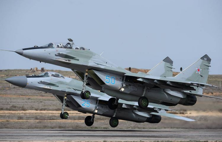 Russia confirms delivery of second batch of modernized MiG-29 fighters to Syria