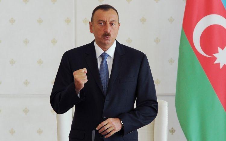 """""""Güc toplayırıq, Qarabağı azad edəcəyik"""" - Prezidentdən möhtəşəm çıxış"""