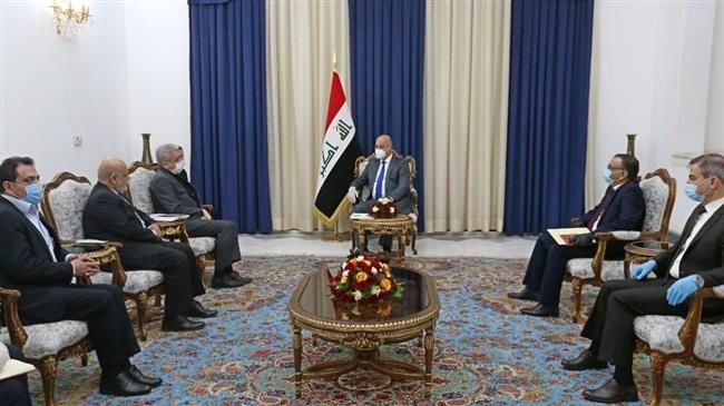 Iran signs deal to supply electricity to Iraq for 2 years despite US pressure