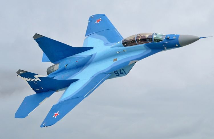 Syrian military begins using new Russian-made MiG-29 jets