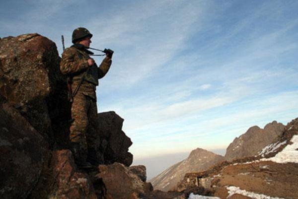 """Ереван угрожает, они создали «карательный опорный пункт"""" напротив Газаха"""