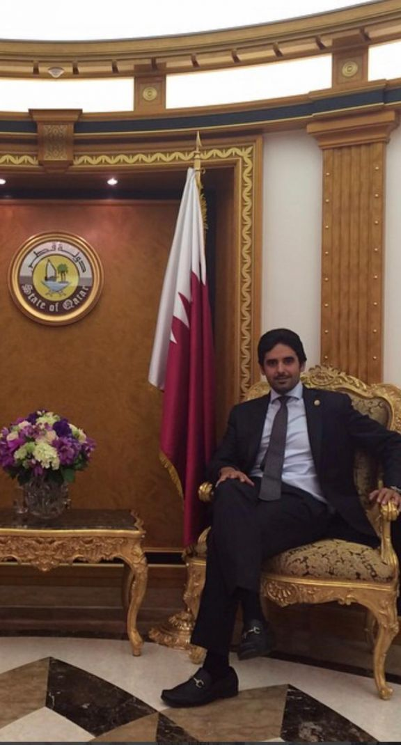 الحوار الصحفي مع سفير دولة قطر لدى جمهورية أذربيجان  سعادة السيد/ فيصل بن عبد الله حمد ال حنزاب - الصور الفوتوغرافية