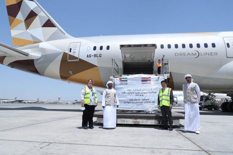 الإمارات توفر الإمدادات الطبية إلى أكثر من مليون عامل في القطاع الصحي لمكافحة(كوفيد-19) - الصور الفوتوغرافية