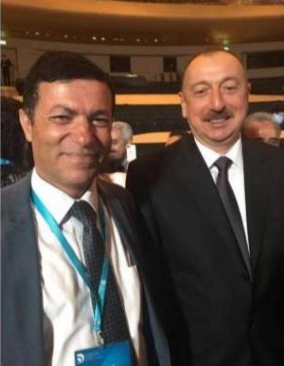 جريدة كاسبي الإذربيجانية تتحدث عن دور المؤرخ العرموطي في نشر الثقافة الإذربيجانية بالاردن