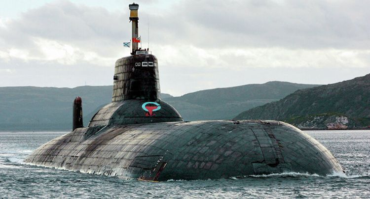 Russian Navy to acquire nuclear-powered Akula-class sub after upgrade