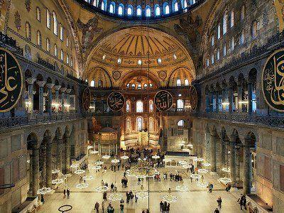 Верховный суд Турции разрешил превратить собор Святой Софии в мечеть