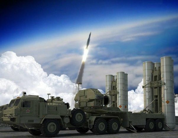 S-500 will be able to destroy hypersonic weapons in space - Russian Aerospace Forces